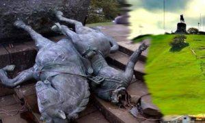 Las estatuas mueren también