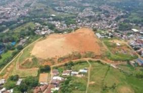 En la Loma de Santa Inés no está permitido construir