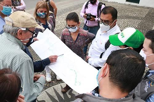 Por buen camino avanza proyecto de Malecón en Popayán