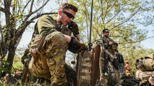 Militares gringos