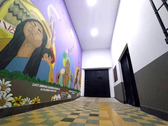 Muros Vivos Crew - Muralistas en Santander de Quilichao