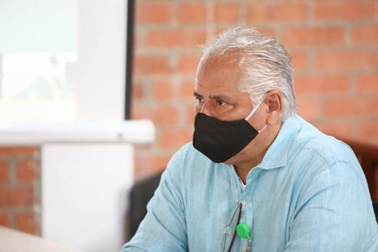 Oscar Eduardo Mora, gerente de Relaciones Industriales del Ingenio La Cabaña