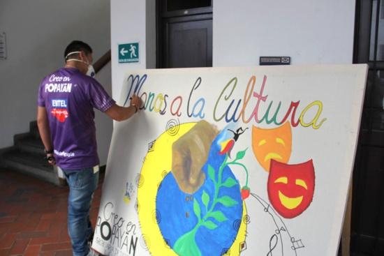 Plan de contingencia cultural se propuso en Popayán