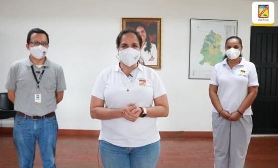 Por casos de Covid 19 realizan aislamiento selectivo en Alcaldía de Quilichao