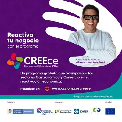 Programa de reactivación económica para la región