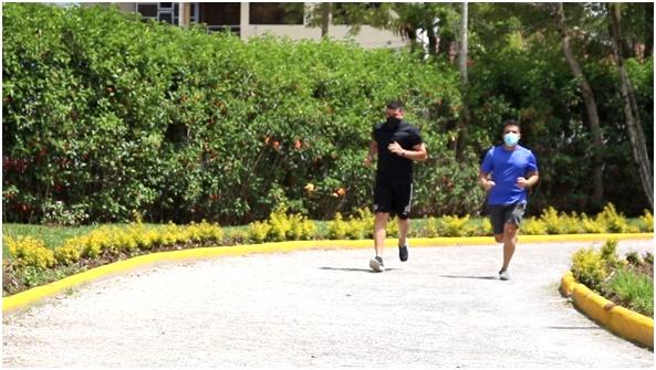 Siéntete seguro heciendo deporte en la Villa Olímpica Comfacauca