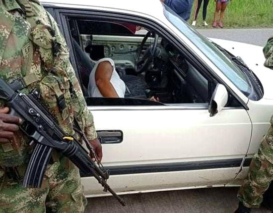 Soldado asesinó a una mujer en Miranda