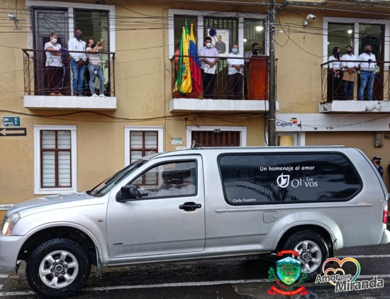 Condolencias a la familia por el fallecimiento de Uriel Fernando Cardona