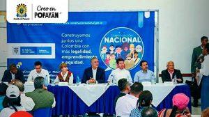 Gran espaldarazo del Gobierno Nacional a proyectos de impacto para la ciudad