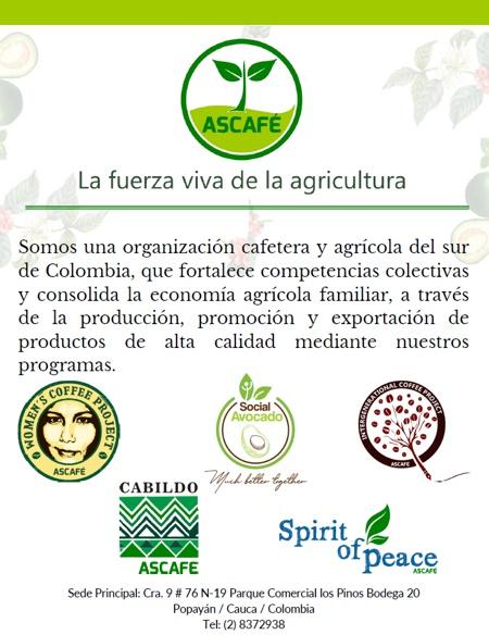 Ascafé - La fuerza viva de la Agricultura