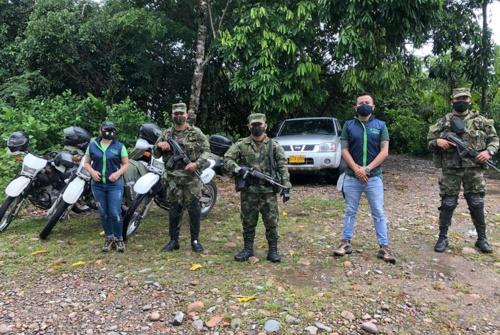 Control al tráfico de flora silvestre en Piamonte
