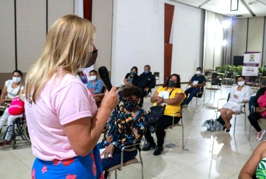 Culminó etapa de formación a personas beneficiarias del Programa 1000 Mujeres en Popayán
