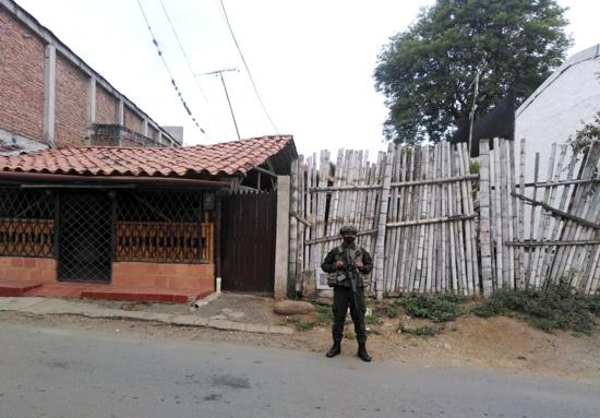 En Caloto la lucha contra el tráfico de estupefacientes no se detiene