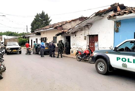 En Caloto la lucha contra el microtráfico no se detiene.