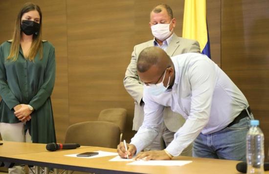 Firman acuerdo para fomentar empleo y reactivar la economía en el Cauca