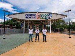 Regresa la diversión y el entretenimiento al Centro Recreativo Pisojé Comfacauca