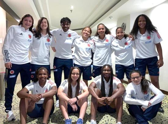 Deportista quilichagueña convocada a la Selección Colombia Sub-20