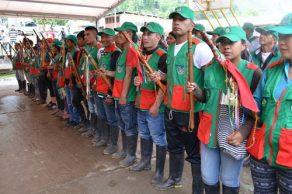 Guardia Indígena del Cauca ganó premio internacional