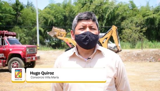 Hugo Quiroz - Consorcio Villa María