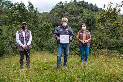 Continúa el trabajo en Popayán por un municipio ambientalista