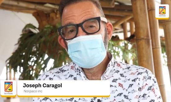 Joseph Caragol de Norpaco INC