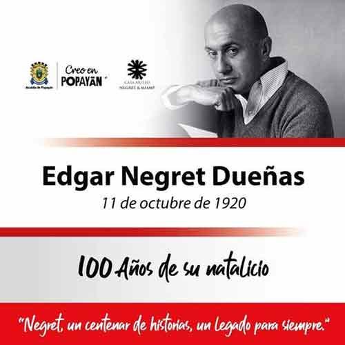 100 años de Negret