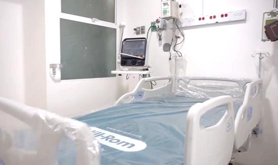 Nueva Unidad de Cuidados Intermedios en el Hospital Francisco de Paula Santander en Quilichao