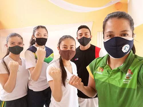 """""""Orgullo Caucano"""" una iniciativa de la Gobernación del Cauca que apoyará a más de 50 deportistas de alto rendimiento y quienes están en proceso de formación"""