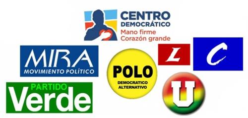 Partidos Políticos de Colombia