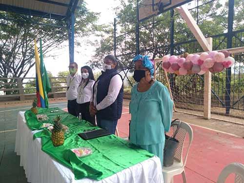 En el día mundial de la Mujer Rural la Secretaria de la Mujer reconoce su aporte al desarrollo del departamento