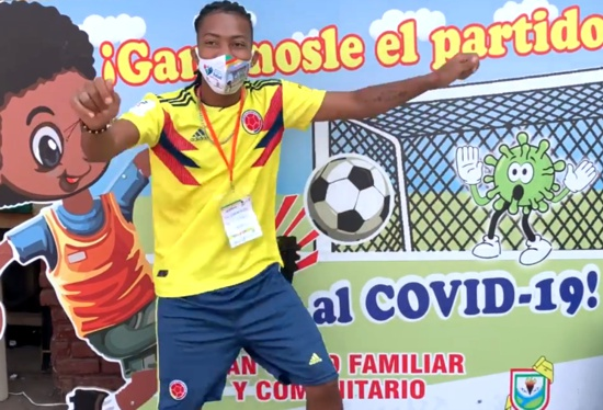 Puerto Tejada poco a poco le gana el partido al Covid