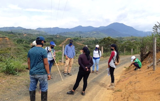Quilichao se adapta al cambio climático a través de la reforestación
