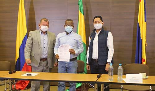 Se firmó 'Acuerdo de voluntades' para fortalecer la promoción del empleo en el departamento del Cauca.