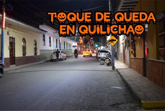 Se amplían medidas y restricciones para Halloween en Quilichao