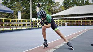 Deportistas caucanos se alistan para afrontar nacional de patinaje