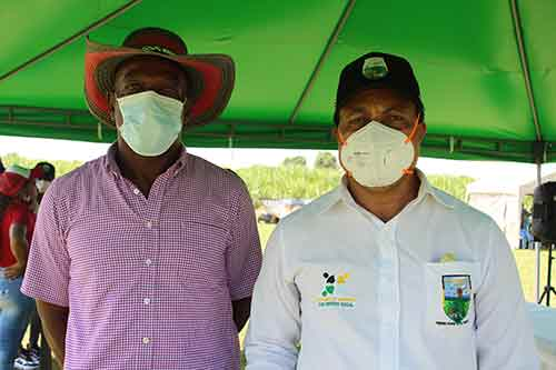 Instituciones aliadas se tomaron Caponera en pro del ambiente y la salud