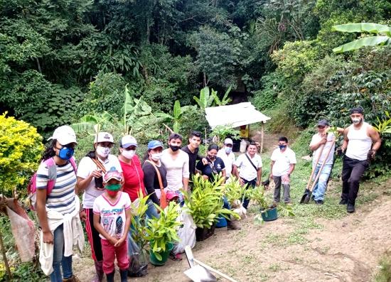 Sembrar para vivir en un Cauca ambiental y sostenible