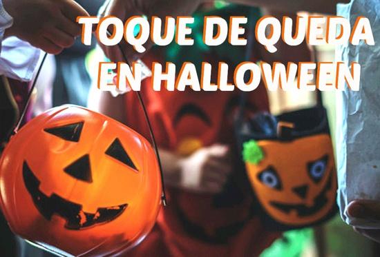 Toque de queda en Halloween