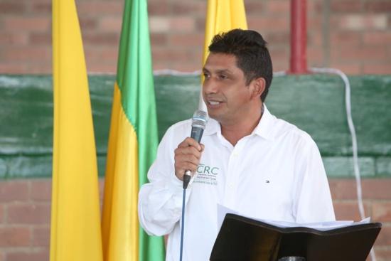 Yesid González Duque, director de la CRC.