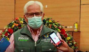 Alcalde López Castrillón lamentó los hechos ocurridos en el Barrio Zuldemaida de Popayán