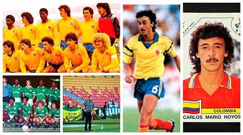 Entrevista con Carlos Mario Hoyos, exfutbolista de la Selección Colombia