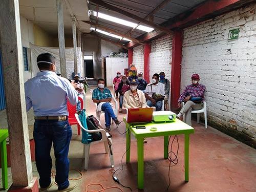 El Programa de Asuntos Étnicos de la Gobernación del Cauca continúa fortaleciendo el diálogo social y la participación