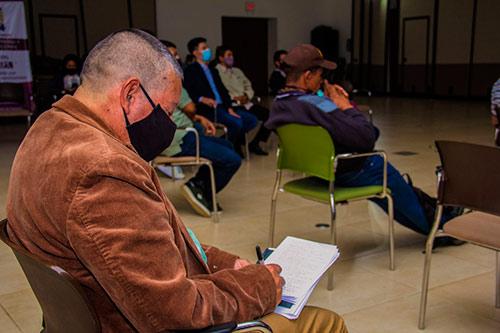 Alcaldía de Popayán socializa presupuesto participativo con Juntas de Acción Comunal