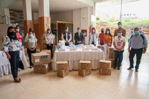 Llegaron al Cauca más de 1 millón de elementos de protección personal