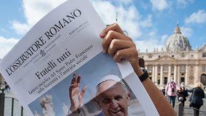 El sorprendente papa Francisco