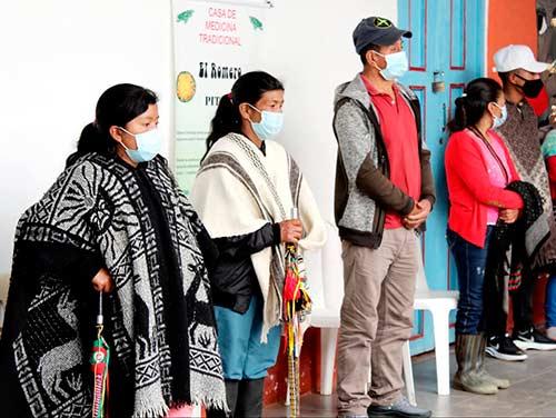 Diálogo comunitario permite articular esfuerzos con el municipio de Silvia