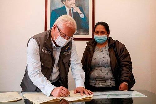 Comunidades firman acuerdo con alcaldía de Popayán y Gobernación del Cauca