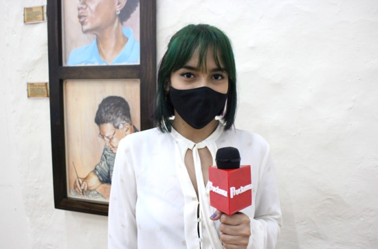 Alexandra Noguera - Intregrante Grupo Juvenil de Santander de Quilichao