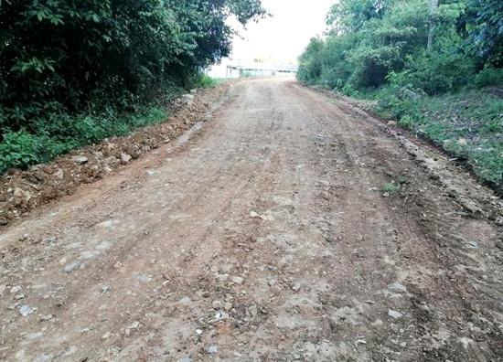Avanza mejoramiento de vías rurales en Buenos Aires