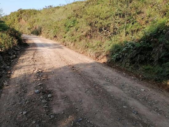 Avanza mejoramiento de vías rurales en Buenos Aires, Cauca